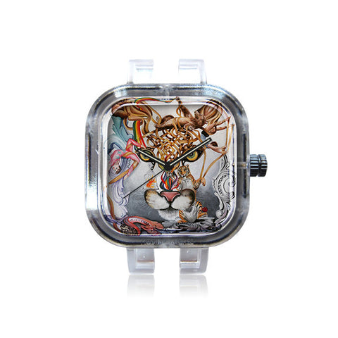 Jessica Volpe Tiger Circus Watch