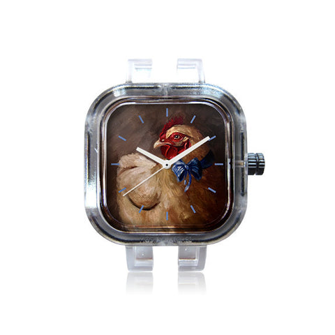 Juliette Vaissiere Posh Chicken Watch