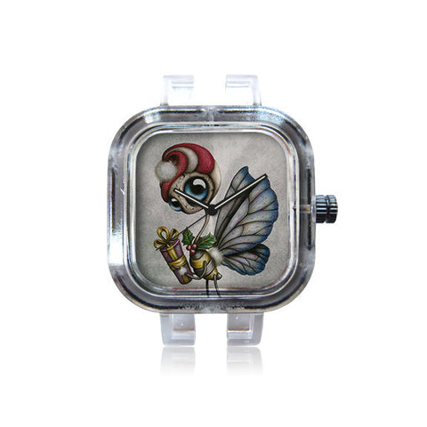 The LAB Creation Fairy Christmas Watch