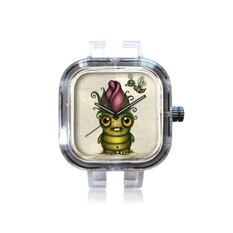 The LAB Creation Flower Buddy Watch