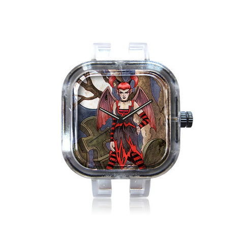 Linda Ravenscroft Red Fairy Watch
