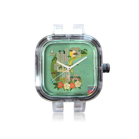 Tiny World Hawaii Watch