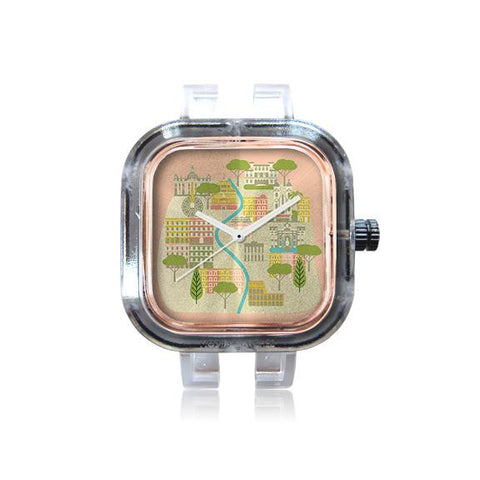 Tiny World Rome Watch