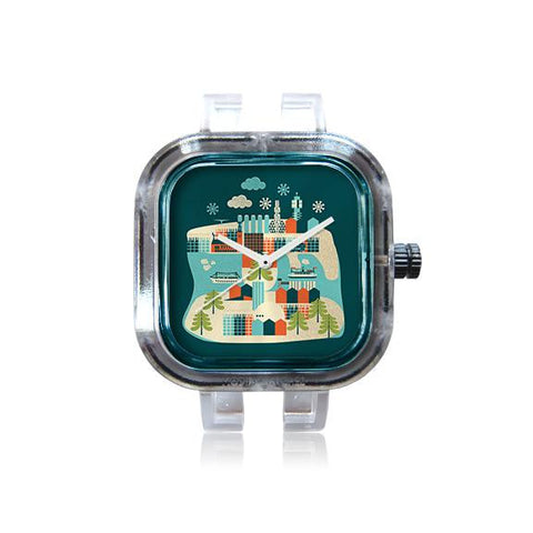 Tiny World Stockholm Watch