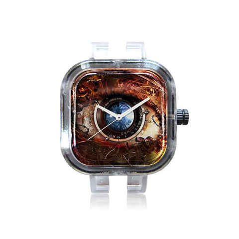 LitGawdz Quantum Physics Eye Watch
