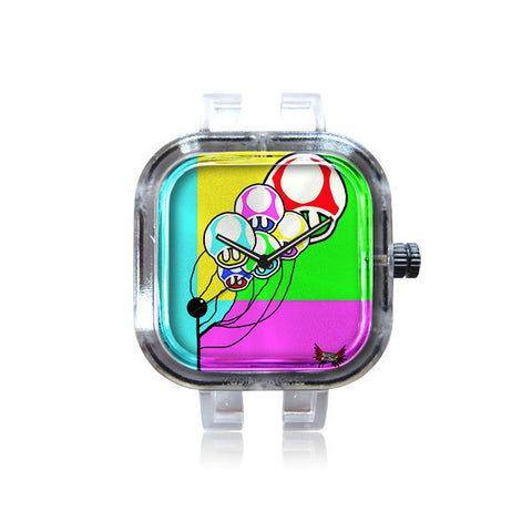 LittleArts Neon Strickery Watch