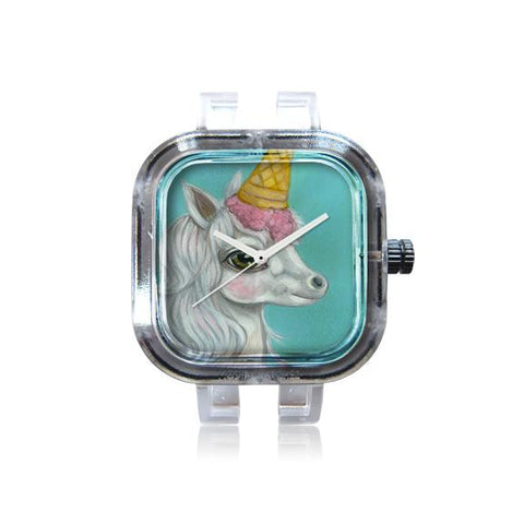 Love Icecream and Unicorn Watch