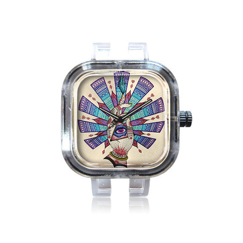 Lu Diamond Art Eye of Arcadia Watch