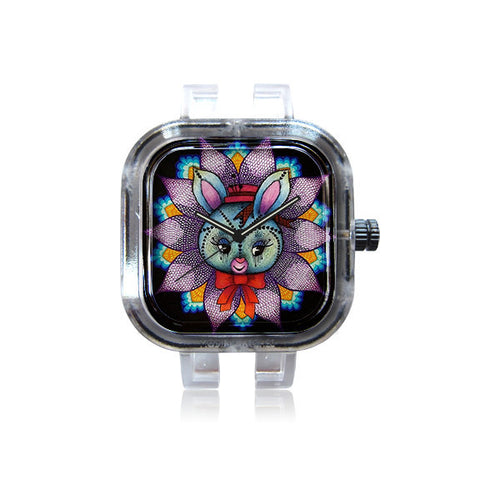 Lu Diamond Art Mandala Bunny Watch