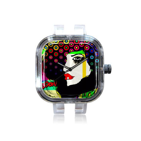 Pop Art Boom Watch