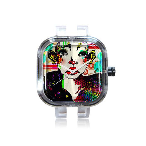 Pop Art Dots Watch