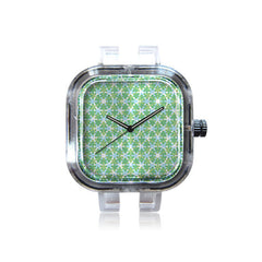 Marbleknot Green watch