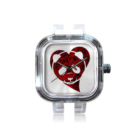Mark of Buddah Heart Watch