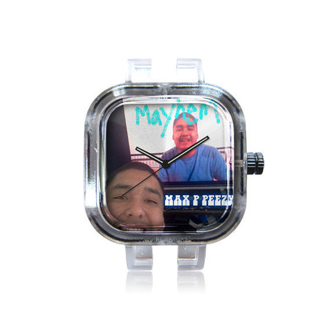Max P Mayhem Watch