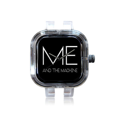 Me and the Machine Logo Watch