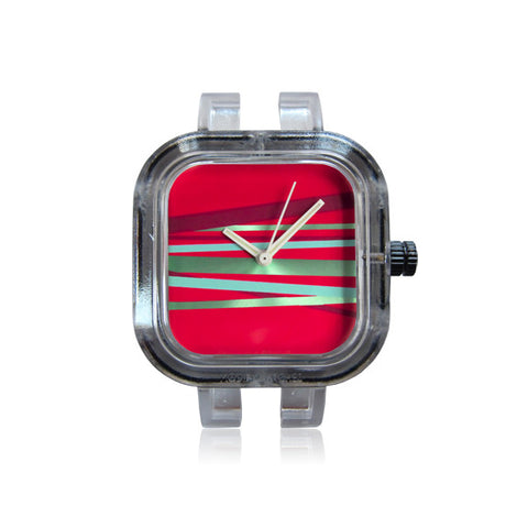 CLASSIC Metallic Stripes Watch