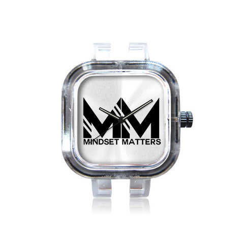 Mindset Matters Logo Watch