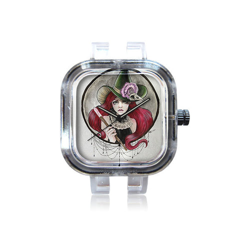 Moon Child's Illustrations Autumn Witch Watch