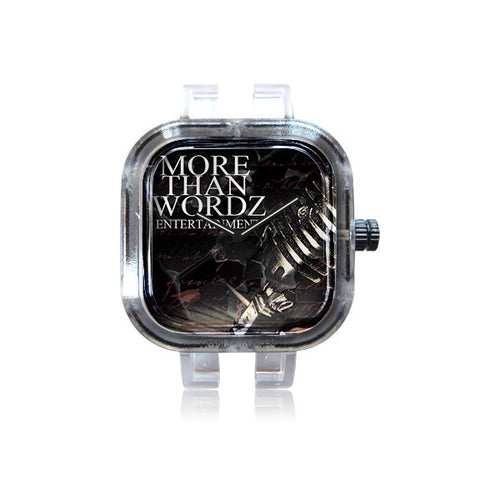morethanwordz mic watch