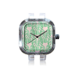 Mrs. Ciccoricco Monstera Watch