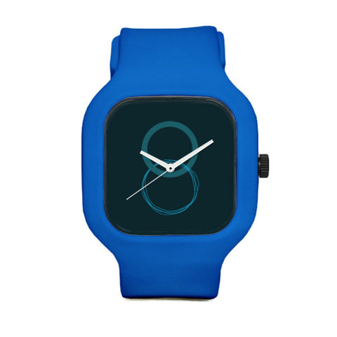 Together Watch with Blue Strap