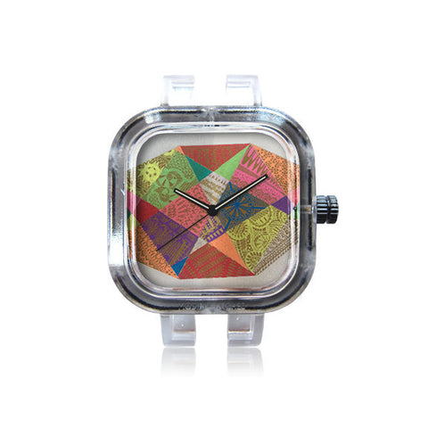 Neppydoo Rainbow Prism Watch