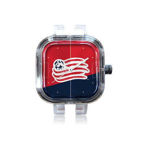 New England Revolution Watch
