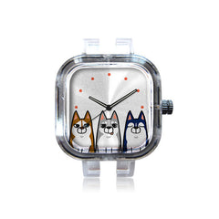 OranJi Husky Gang Watch