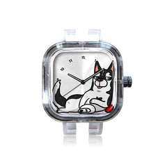 OranJi Laxy Husky Watch