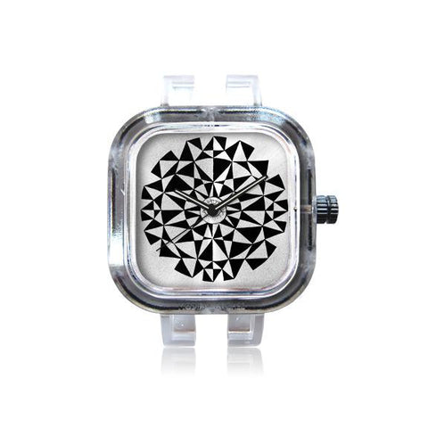 Optical Geometry Watch