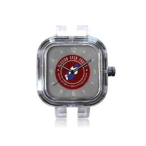 Passion Over Profit Crimson Watch