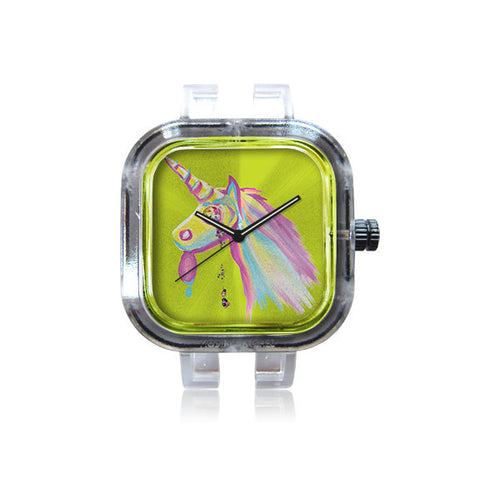 Profumo Designs Unicorn Monocle Watch