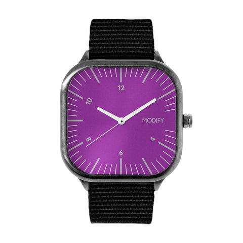 Purple 3.0 Watch