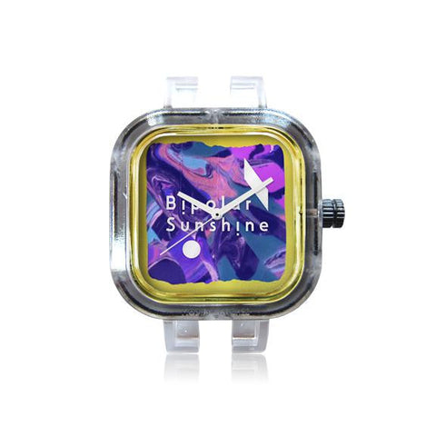 Purple Sunshine Watch