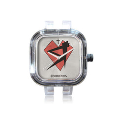 Rabelzthemc Merciful Heart Watch