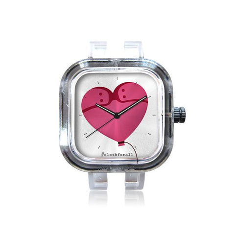 Hearts in Motion Watch