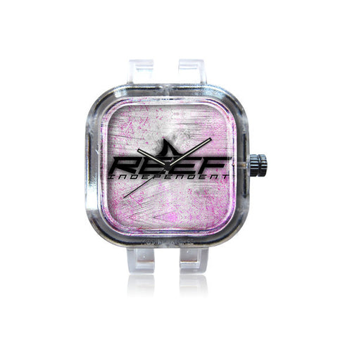REEF Violet Grunge Watch