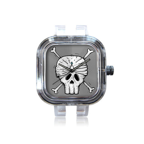 Renato Gave Skull Watch