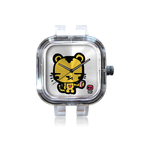 Sabet + Pixopop Chill Tiger Watch
