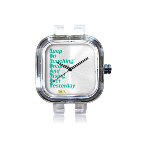 SALLYWHITE x Kordaroy Wright Kordanym Watch