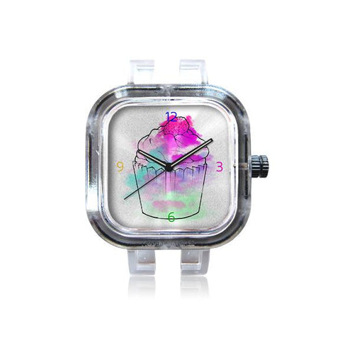 Schiggi Design Cupcake Watch