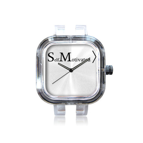 Self Motivated Logo Watch