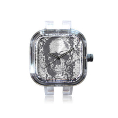 shirleipatricia skull watch