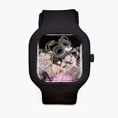 LoveIsVenom Sport Watch