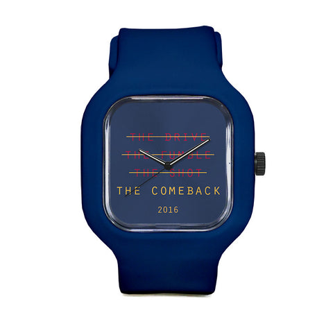 The Comeback Sport Watch
