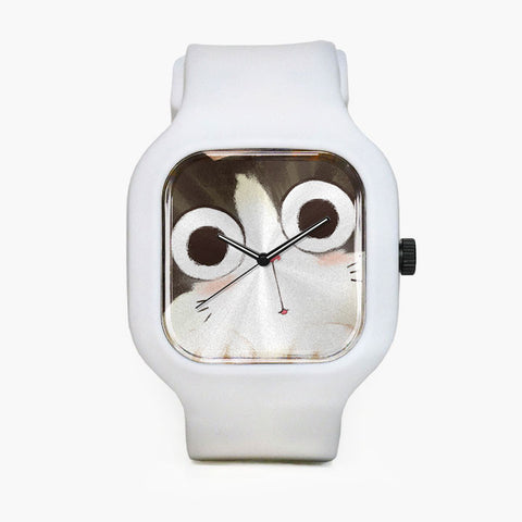Happy Cat Sport Watch