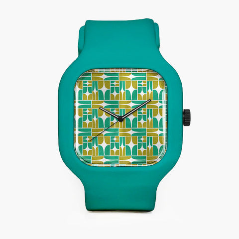 Green Sport Watch