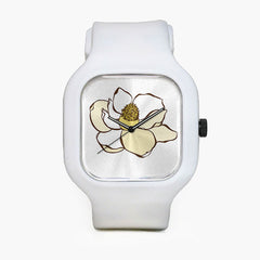 Flower Sport Watch
