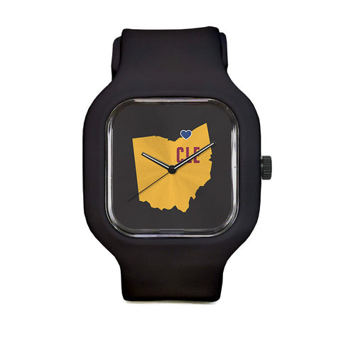Heart Ohio Sport Watch