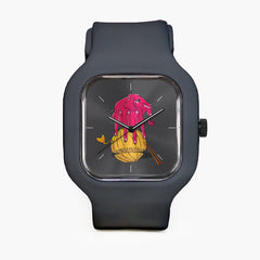 Pink Elephant Sport Watch